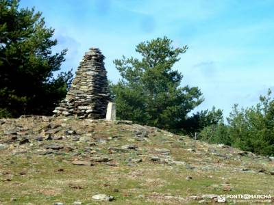 Hayedo Tejera Negra; luis rosales poemas cañada real soriana monasterio paular piraguas madrid